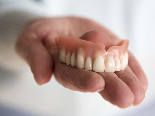 Full Dentures, The Denture Place