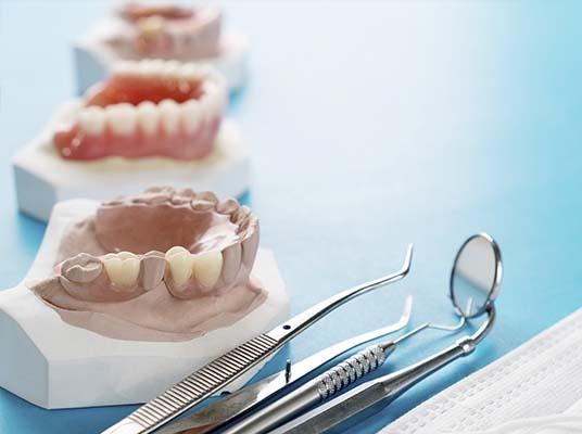 Partial Dentures, The Denture Place